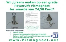 magneetvissen gratis vismagneet