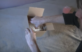 unboxing vismagneet
